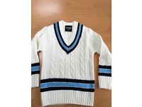 Cricket sweater (medium boys)