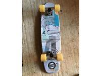 Animal skateboard