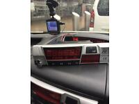 Digitax Callander controlled meter taxi