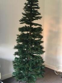7ft Green Xmas Tree