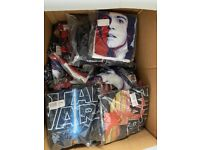 1700 T-Shirts and Tops, Marvel, DC, Star Wars, Music. Ideal For Online, eBay, Markets