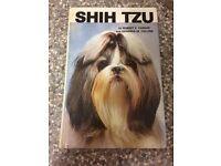 Shih tzu book dog book