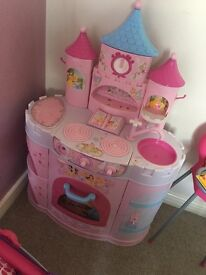 Disney princess pretend kitchen for sale
