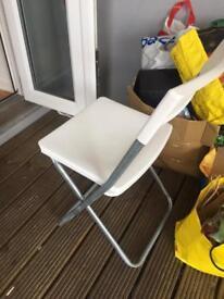 Ikea folding chair