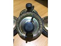 100mm test bung drain