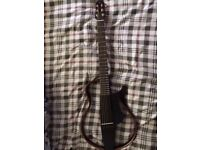 Yamaha Silent Guitar SLG200s (Almost brand new)