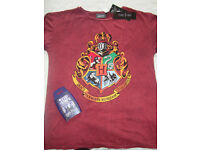Harry Potter T Shirt and card Game