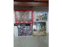 Jigsaw Puzzles mostly 1000 pieces