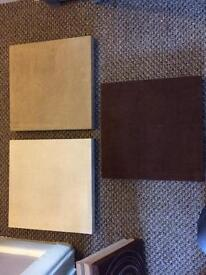 3x suede canvas
