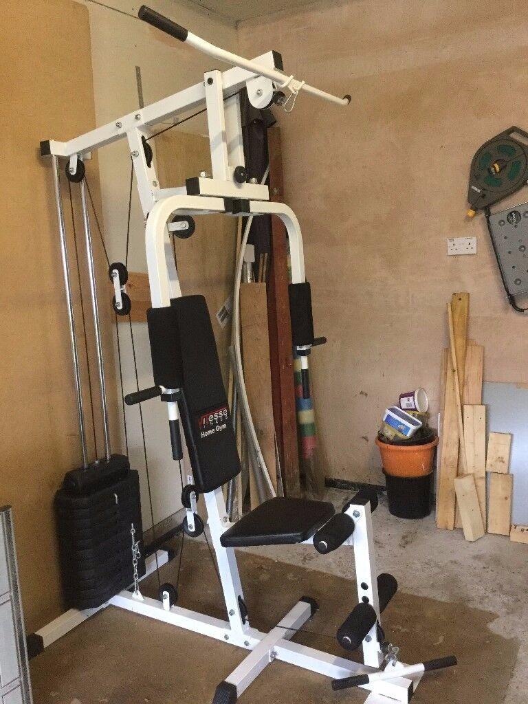 Vitesse Home Gym