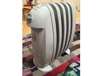 Delonghi Bambino oil filled radiator