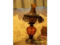 Oil lamp for sale