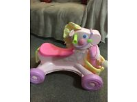 Fisher-Price Ride Along Horse with Doll