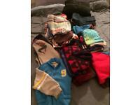 Boys clothes bundle 5-6