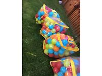 400 Playballs for Play Pit or Paddling Pool