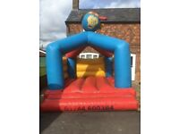 10ft x 12ft Monkey commercial bouncy castle