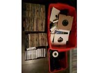 massive collection of old vinyl 90's downwards