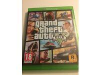 GTA V for Xbox one