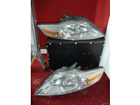 Ford Mondeo 2.0 edge Headlights and Front grill