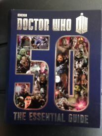 Doctor Who Book