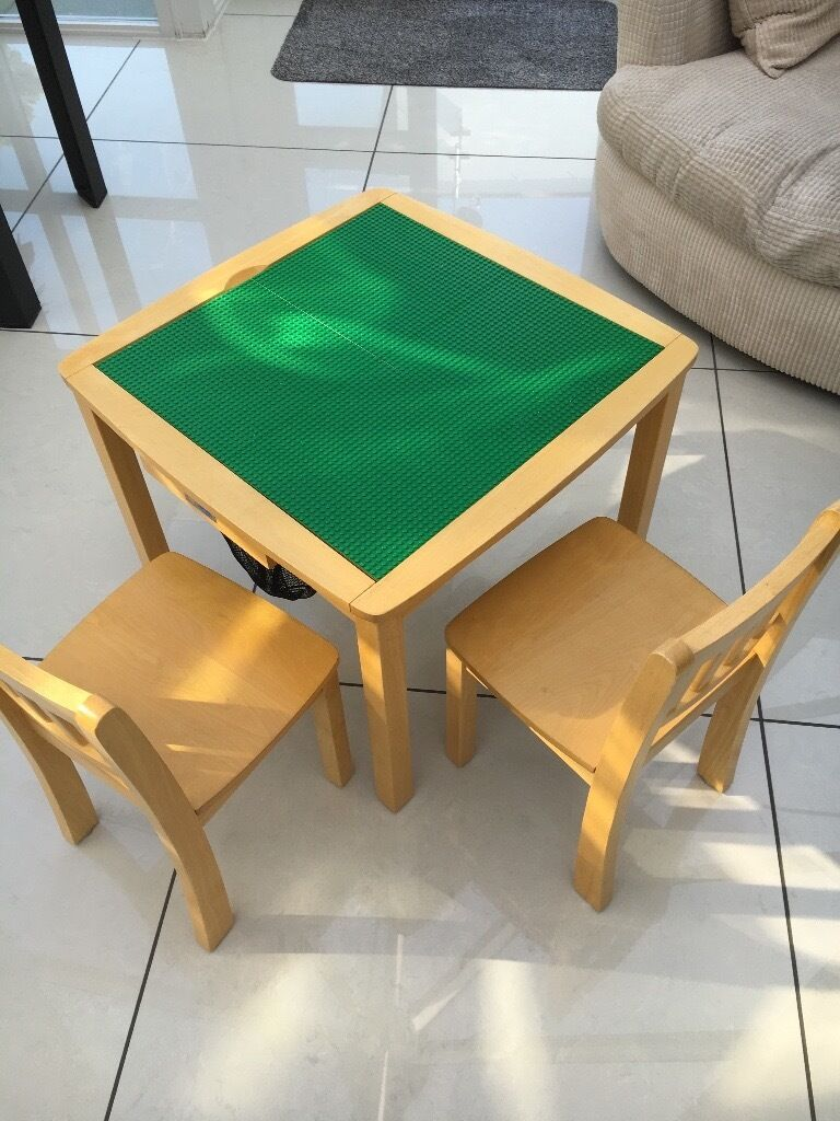 Imaginarium LEGO Activity table with 2 chairs | in Poole, Dorset ...