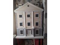 Collectors Handmade Dolls House