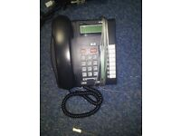 4 Office phones for £20