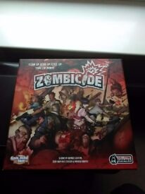 Zombicide Base Game - Perfect Condition