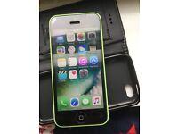 Good condition iphone 5c unlocked