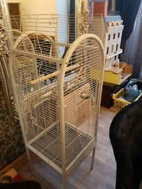 new parrot cage