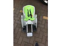 Hamax toddler ride on bike seat