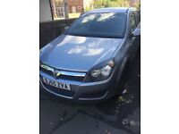 Vauxhall Astra 55 plate Automatic £499