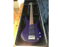 Ibanez SR300 four string bass guitar