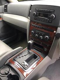 2006 Jeep Grand Cherokee CRD LTD 2.9 D
