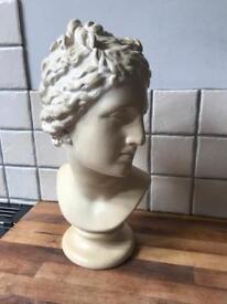 Lovely Ornate Lady Bust