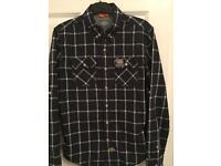 6 x Men's Superdry Shirts, Small