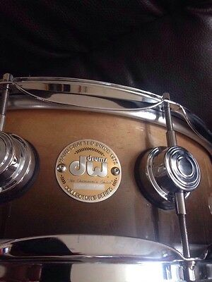 DW Collectors Series 10+6ply Maple 14x5 Snare Drum