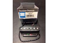 SOLD for £50 - Seymour Duncan STK-T3B Vintage Stack Lead Bridge Pickup - Telecaster Upgrade