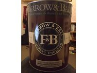 FARROW & BALL MASONRY & PLASTER STABILISING PRIMER 5L - USED