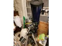 Atlas explorer telescope