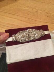 Rosie Willett bridal cuff