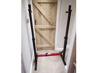 Bodymax CF15 Adjustable Squat/Bench Rack