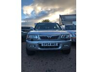 VERY LOW MILES 4X4 VAUXHALL FRONTERA 2.2 16V PETROL 65000 M TOWBAR VERY CLEAN PART EXCHANGE WELCOME