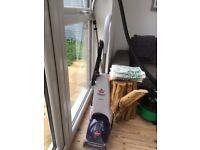 Bissell carpet cleaner wet vac
