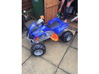 Children's battery Quad Bike