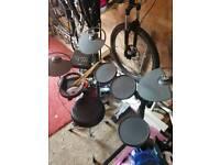 Yamaha DTX electric drums