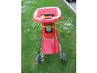 Garden shredder - 1800 Watt.