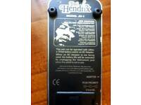 Jimi Hendrix Wah Wah pedal Model JH-1