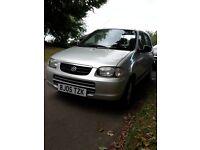 Suzuki Alto - good little car, cheap to run
