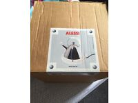 Alessi electric kettle Michael greaves